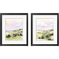 Framed Spring Hills 2 Piece Framed Art Print Set