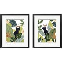 Framed Panther Magic 2 Piece Framed Art Print Set