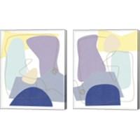 Framed Luminous Bay 2 Piece Canvas Print Set