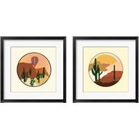 Framed Desert 2 Piece Framed Art Print Set