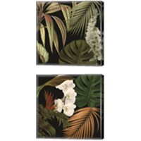 Framed Jungle Night 2 Piece Canvas Print Set