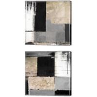 Framed Underground  2 Piece Canvas Print Set