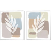Framed Soothing Spa 2 Piece Canvas Print Set