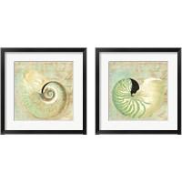 Framed Sea Life 2 Piece Framed Art Print Set