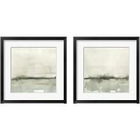 Framed Winter Reflections 2 Piece Framed Art Print Set