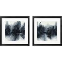 Framed Winter Months 2 Piece Framed Art Print Set
