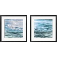 Framed Shimmering Waters 2 Piece Framed Art Print Set