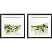 Framed Emerald Hills 2 Piece Framed Art Print Set