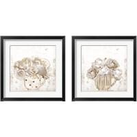 Framed Peony Kitchen 2 Piece Framed Art Print Set