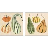 Framed Decorative Gourd 2 Piece Art Print Set