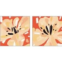 Framed Boomin' Bloom 2 Piece Art Print Set