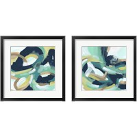 Framed Mint Synergy 2 Piece Framed Art Print Set