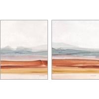 Framed Sierra Hills 2 Piece Art Print Set