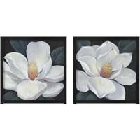 Framed Blooming Magnolia 2 Piece Framed Art Print Set