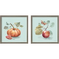 Framed Autumn in Nature 2 Piece Framed Art Print Set
