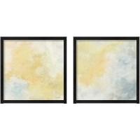 Framed Golden Sky 2 Piece Framed Art Print Set