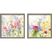 Framed Spring Meadow 2 Piece Framed Art Print Set